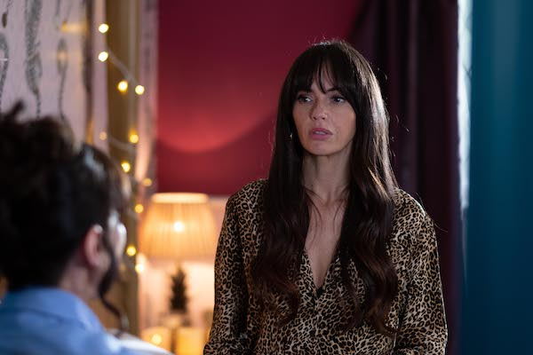 "Hollyoaks SPOILER: Mercedes McQueen to ""get her comeuppance"" this year"