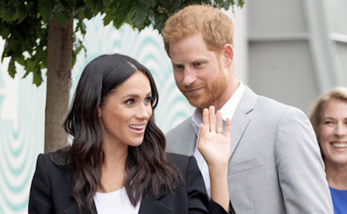 Meghan and Harry branded 'hypocrites' as they launch environmental campaign