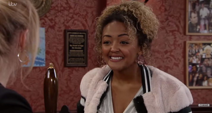 Coronation Street's Alexandra Mardell signs new contract to stay on cobbles