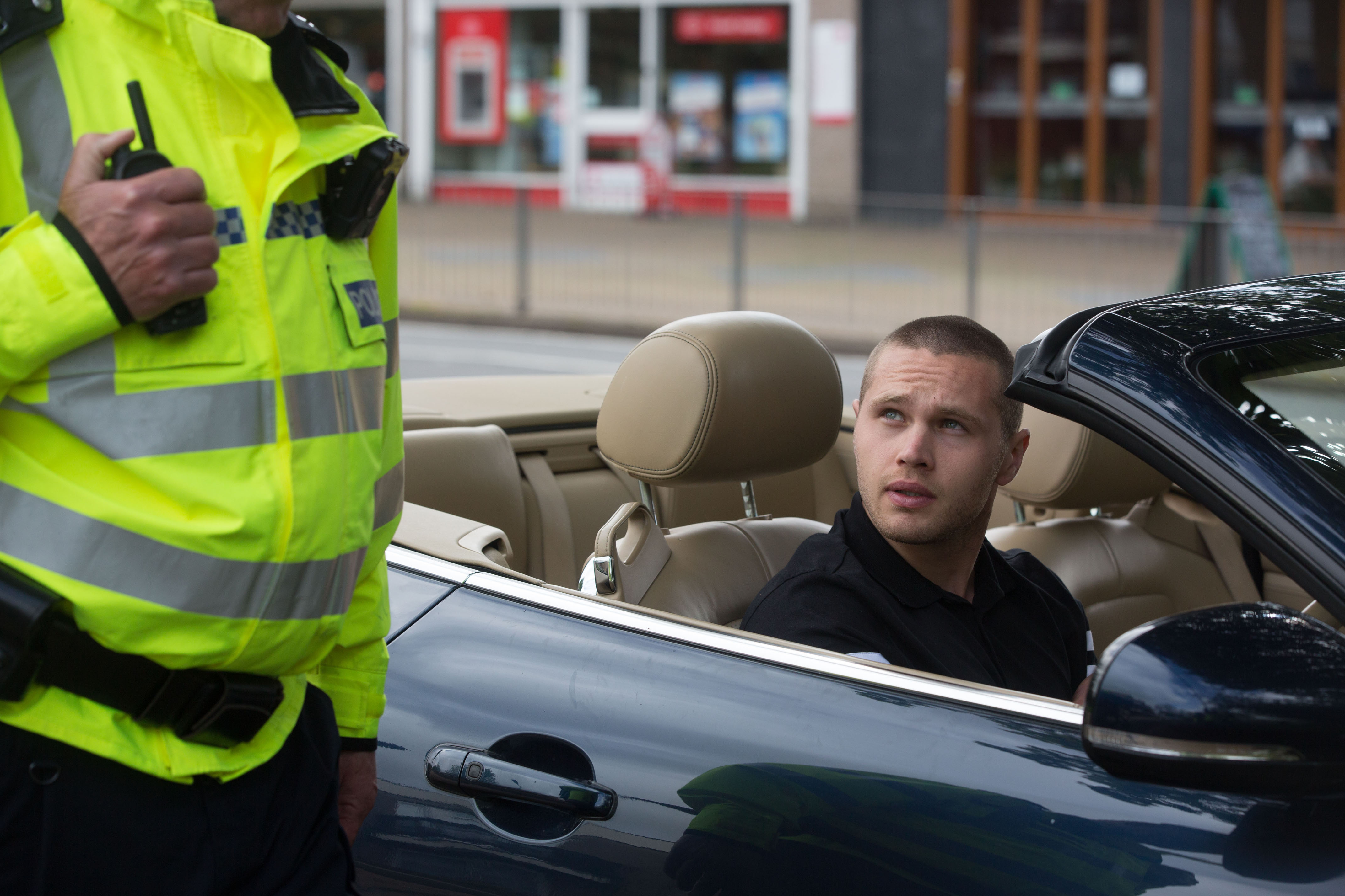 EastEnders SPOILER: Keanu is forced to flee from the police TONIGHT!