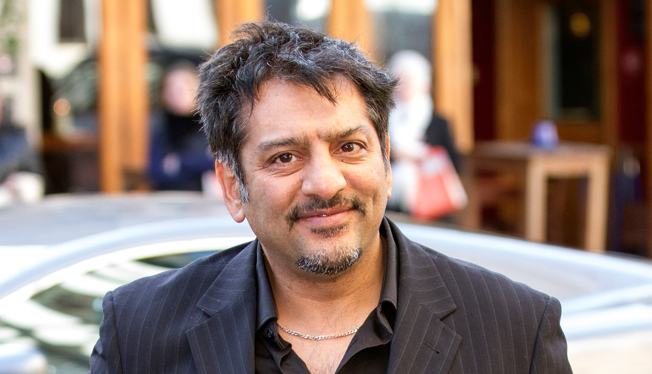"""EastEnders star Nitin Ganatra """"pretends"""" it's his birthday after Twitter mix-up"""