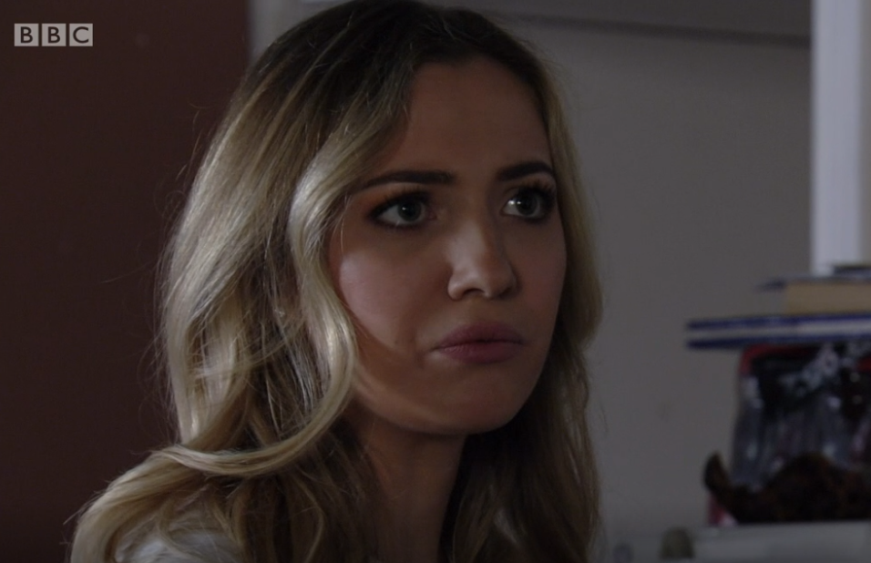 EastEnders' Tilly Keeper leaves show after four years playing Louise Mitchell