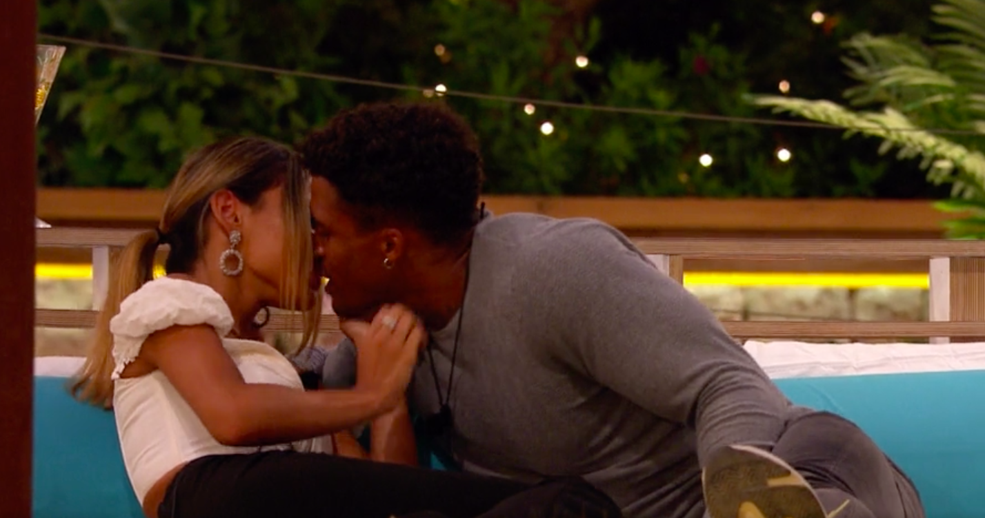 Love Island fans say Michael has 'kissed goodbye to £50k prize' after snogging Joanna