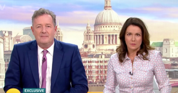 Piers Morgan ecstatic as he lands his dream job