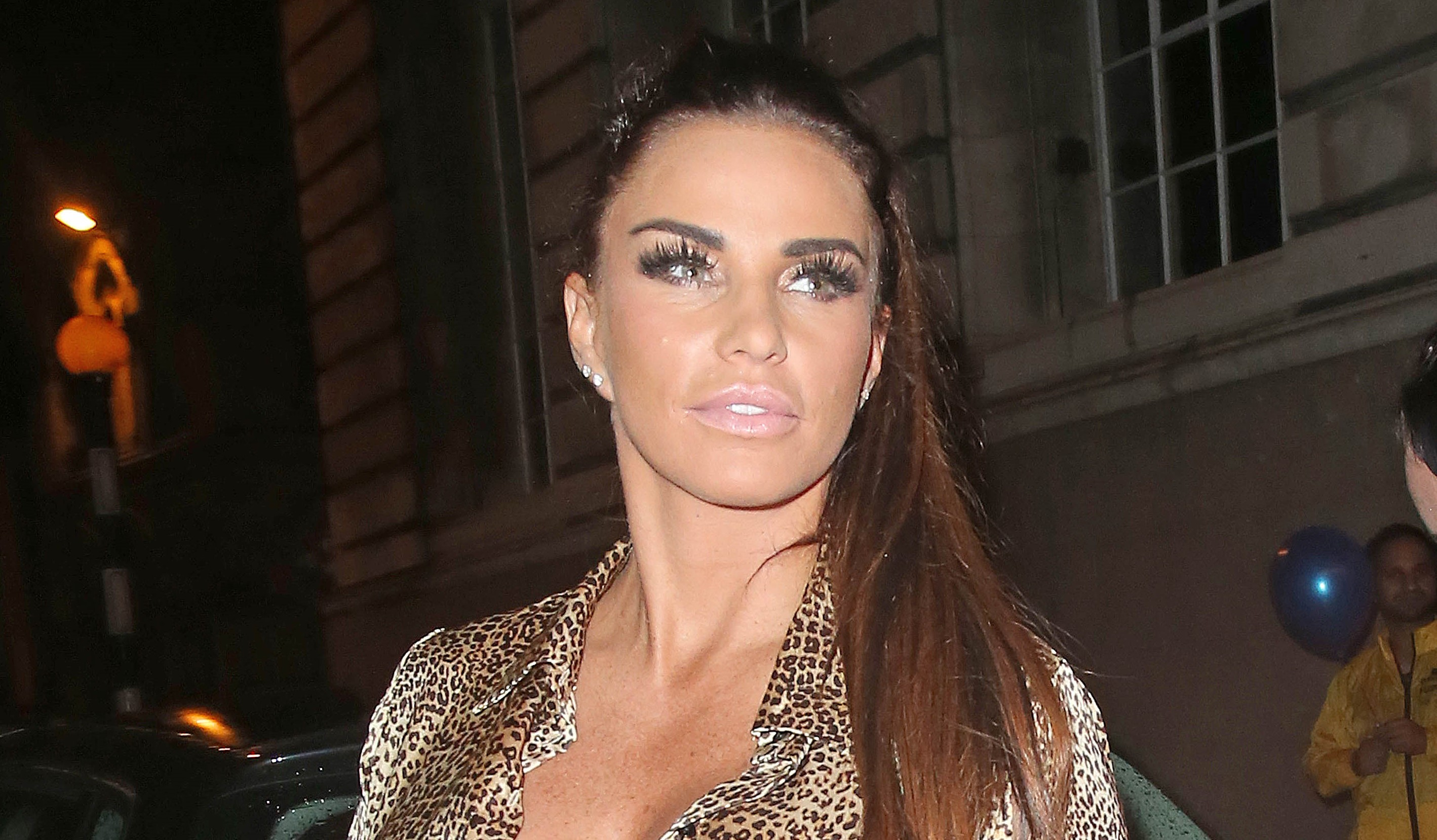 Katie Price 'faces up to £20,000 fine if she fails to get planning permission to build new gym on her property'