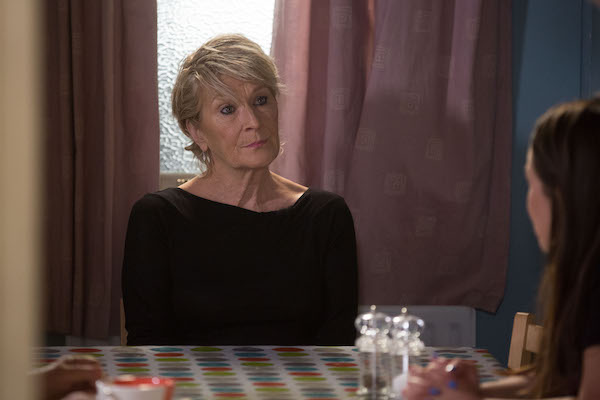 EastEnders SPOILER: Shirley gives the Slaters an ultimatum TONIGHT!