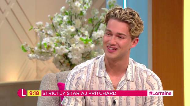 AJ Pritchard thinks brother Curtis should stick with Amy
