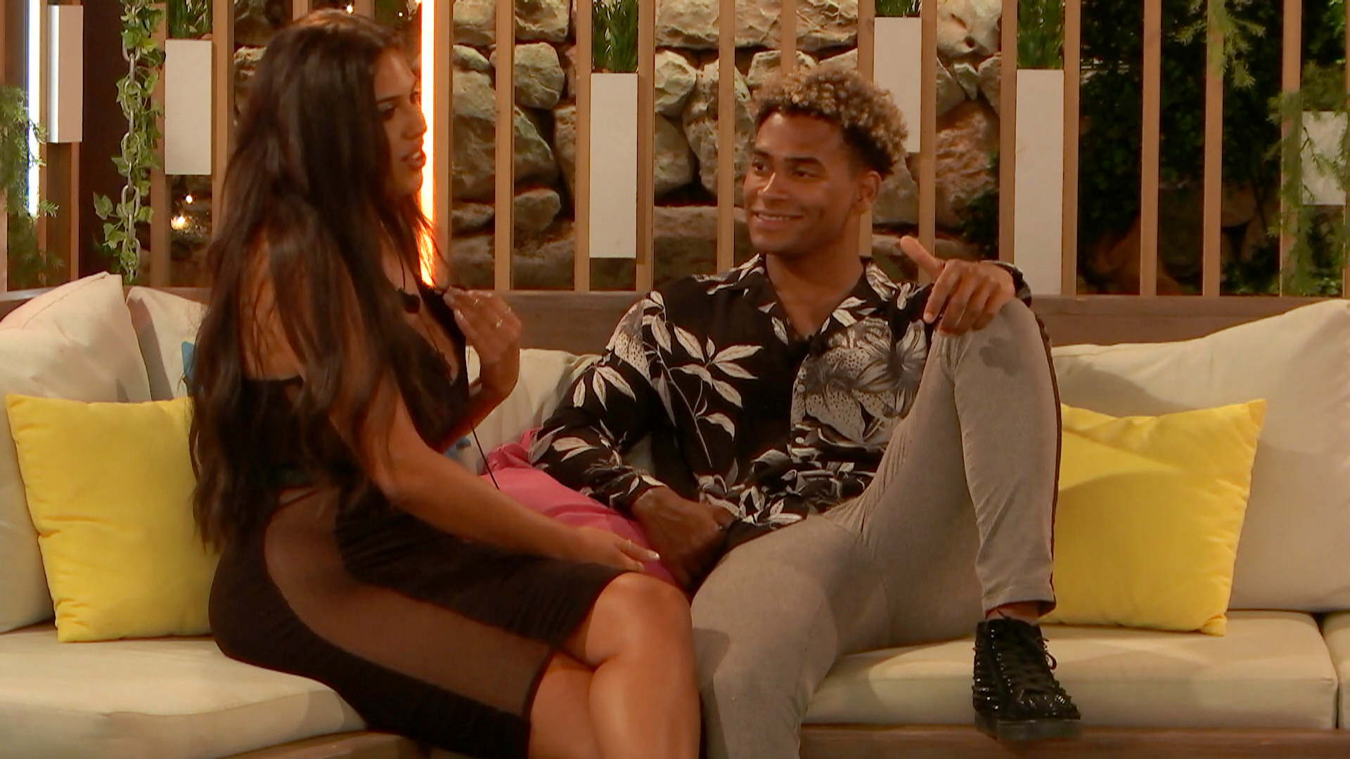 Love Island: Are there still feelings between Michael and Amber?
