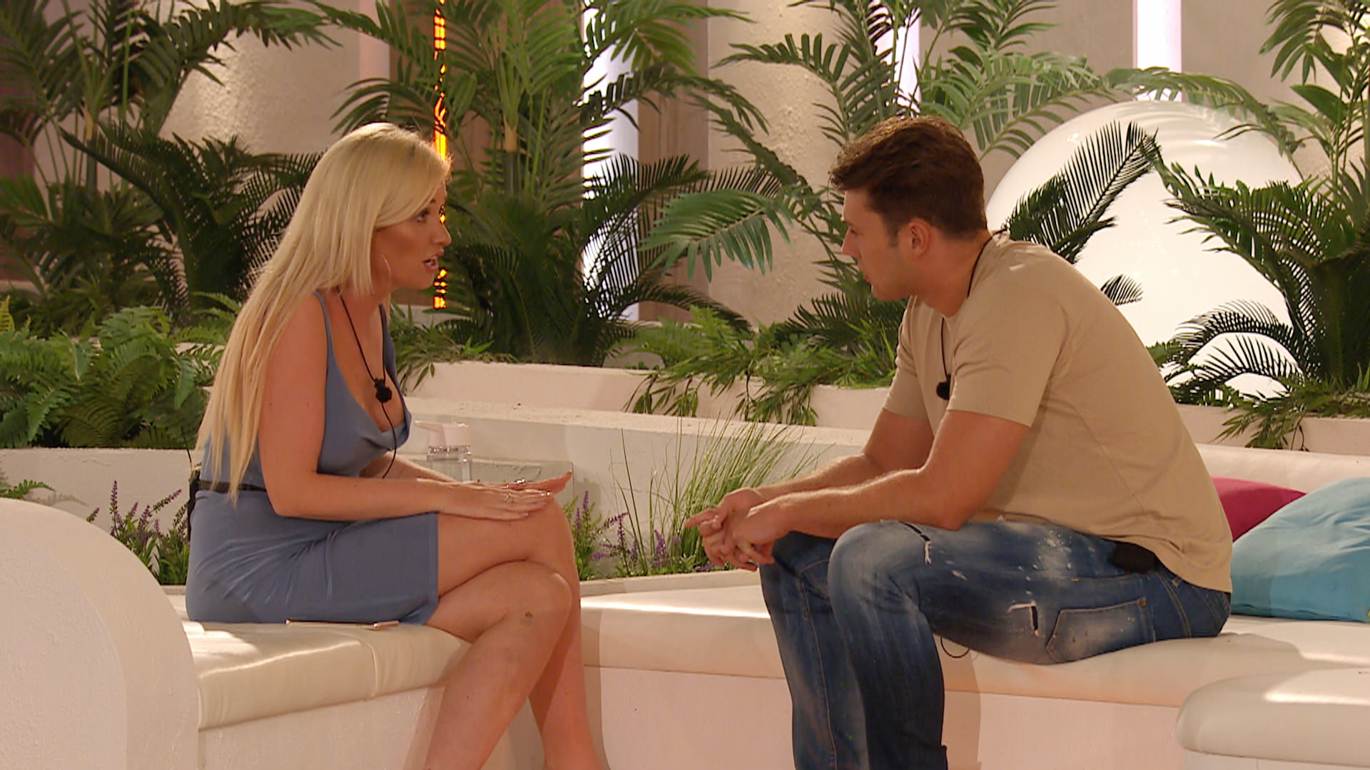 Love Island SPOILER: Amy makes heartbreaking admission
