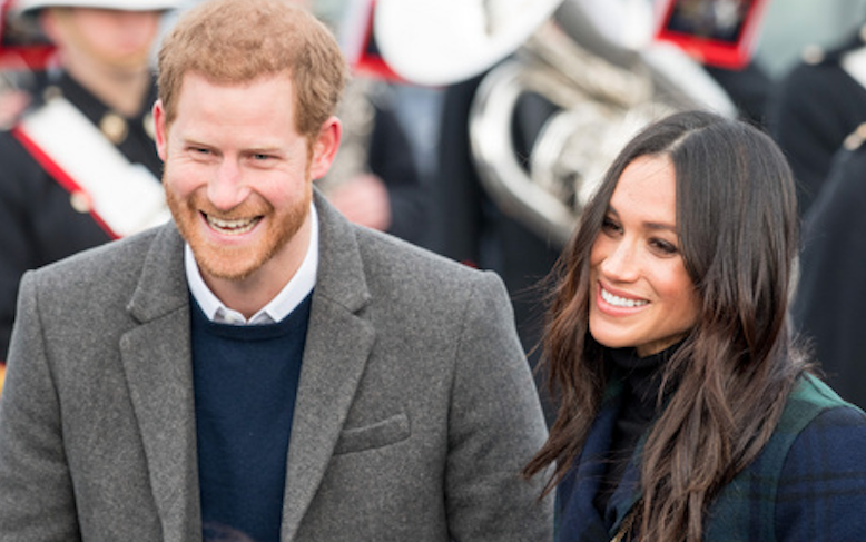 Piers Morgan tells Meghan and Harry to 'stop playing games' over Archie christening