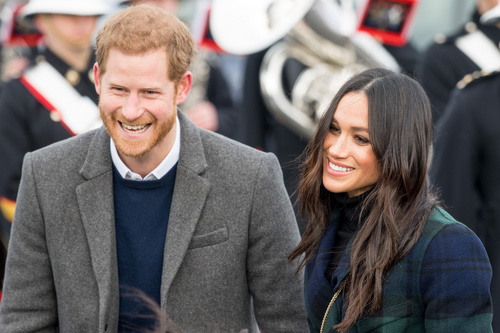 Prince Harry and Meghan Markle pay touching tribute to Princess Diana in Archie christening photo