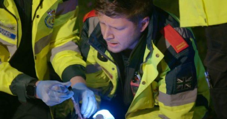 Luke from Ambulance
