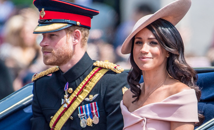 Duke and Duchess of Sussex share gorgeous official photos from Archie's christening