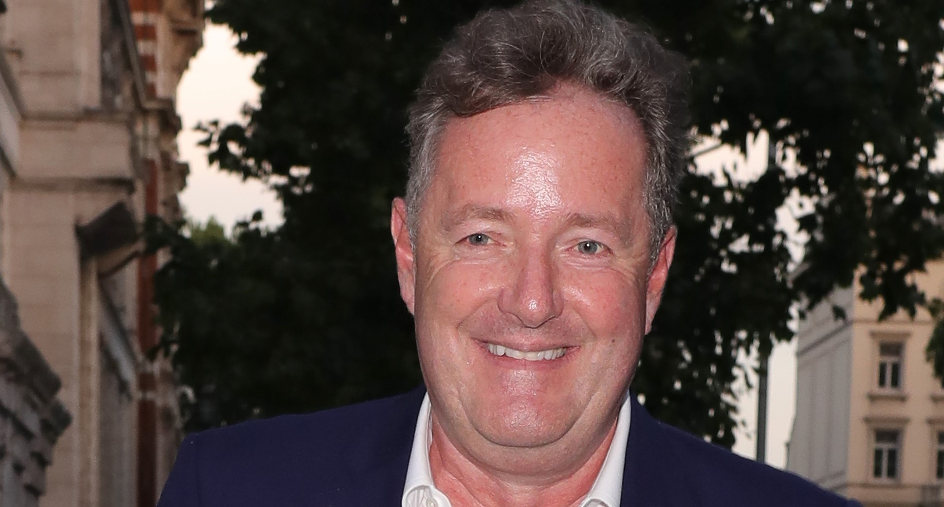 Piers Morgan shares proud photograph as son Stanley finishes drama school