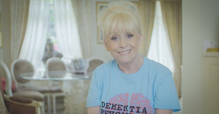 Barbara Windsor Dementia Revolution/Alzheimer's Society/Supplied by WENN.com