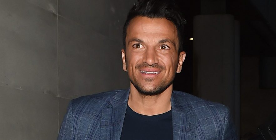 Peter Andre admits he 'can't help but love' Curtis after he throws his support behind the Love Island star