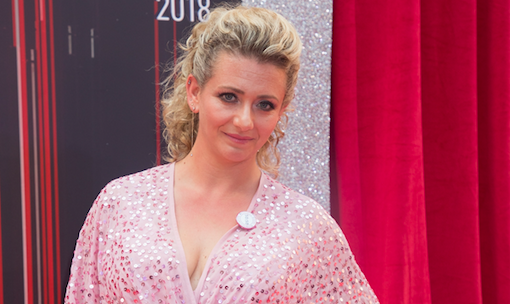 2018 British Soap Awards in London, United Kingdom Featuring: Louisa Clein Where: London, United Kingdom When: 02 Jun 2018 Credit: WENN.com