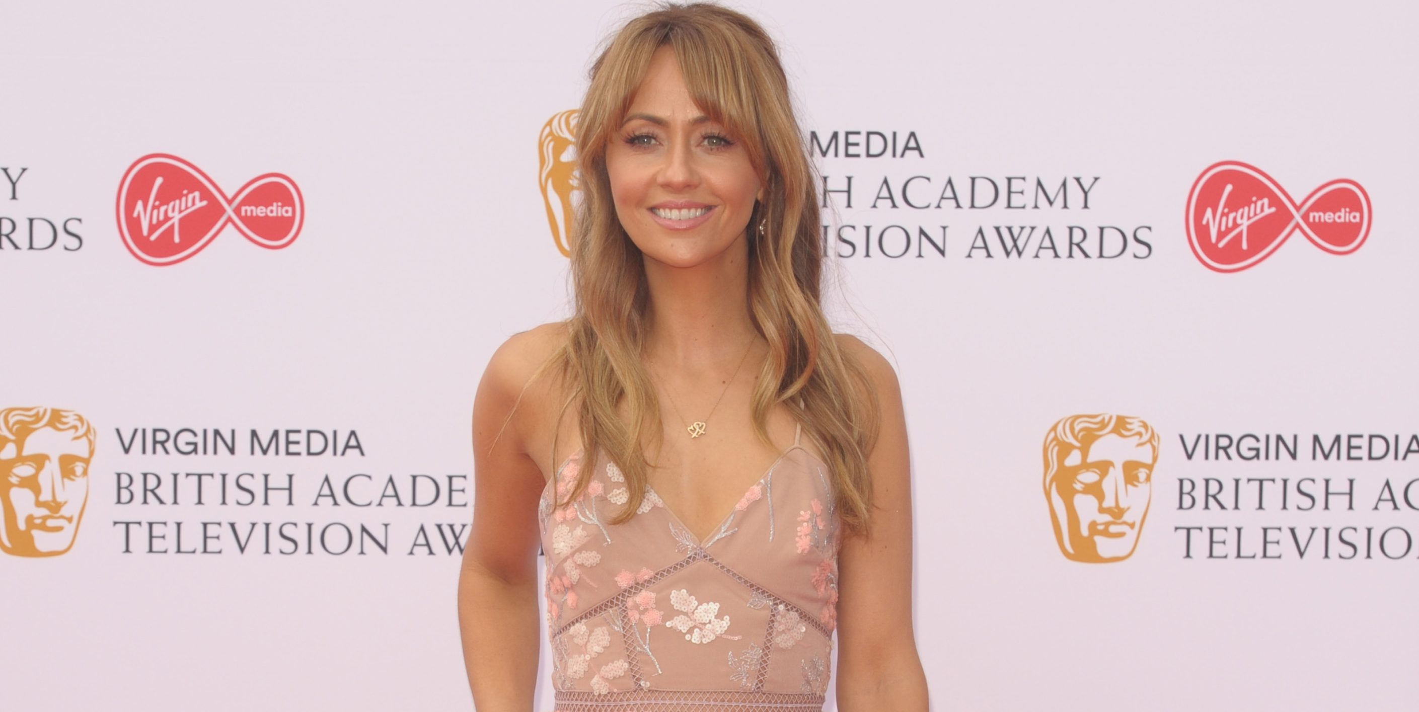 Coronation Street's Samia Longchambon set up a spa in her dressing room