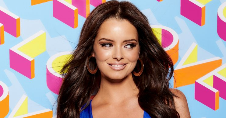 From ITV Studios Love Island: SR5 on ITV2. Pictured: Maura Higgins. This photograph is (C) ITV Plc and can only be reproduced for editorial purposes directly in connection with the programme or event mentioned above, or ITV plc. Once made available by ITV plc Picture Desk, this photograph can be reproduced once only up until the transmission [TX] date and no reproduction fee will be charged. Any subsequent usage may incur a fee. This photograph must not be manipulated [excluding basic cropping] in a manner which alters the visual appearance of the person photographed deemed detrimental or inappropriate by ITV plc Picture Desk. This photograph must not be syndicated to any other company, publication or website, or permanently archived, without the express written permission of ITV Picture Desk. Full Terms and conditions are available on the website www.itv.com/presscentre/itvpictures/terms For further information please contact: james.hilder@itv.com / 0207 157 3052