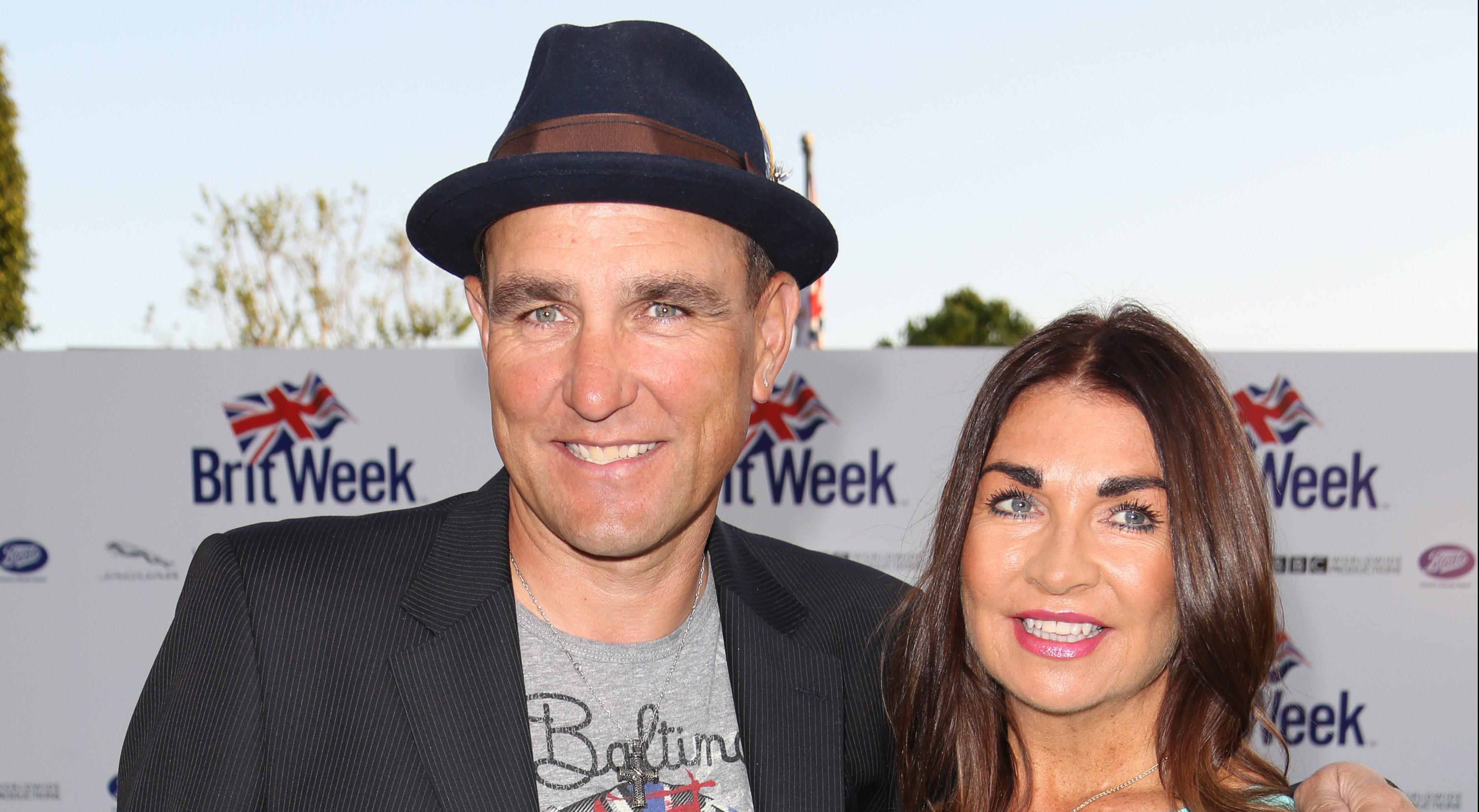 Vinnie Jones' wife Tanya dies aged 53 after long cancer illness