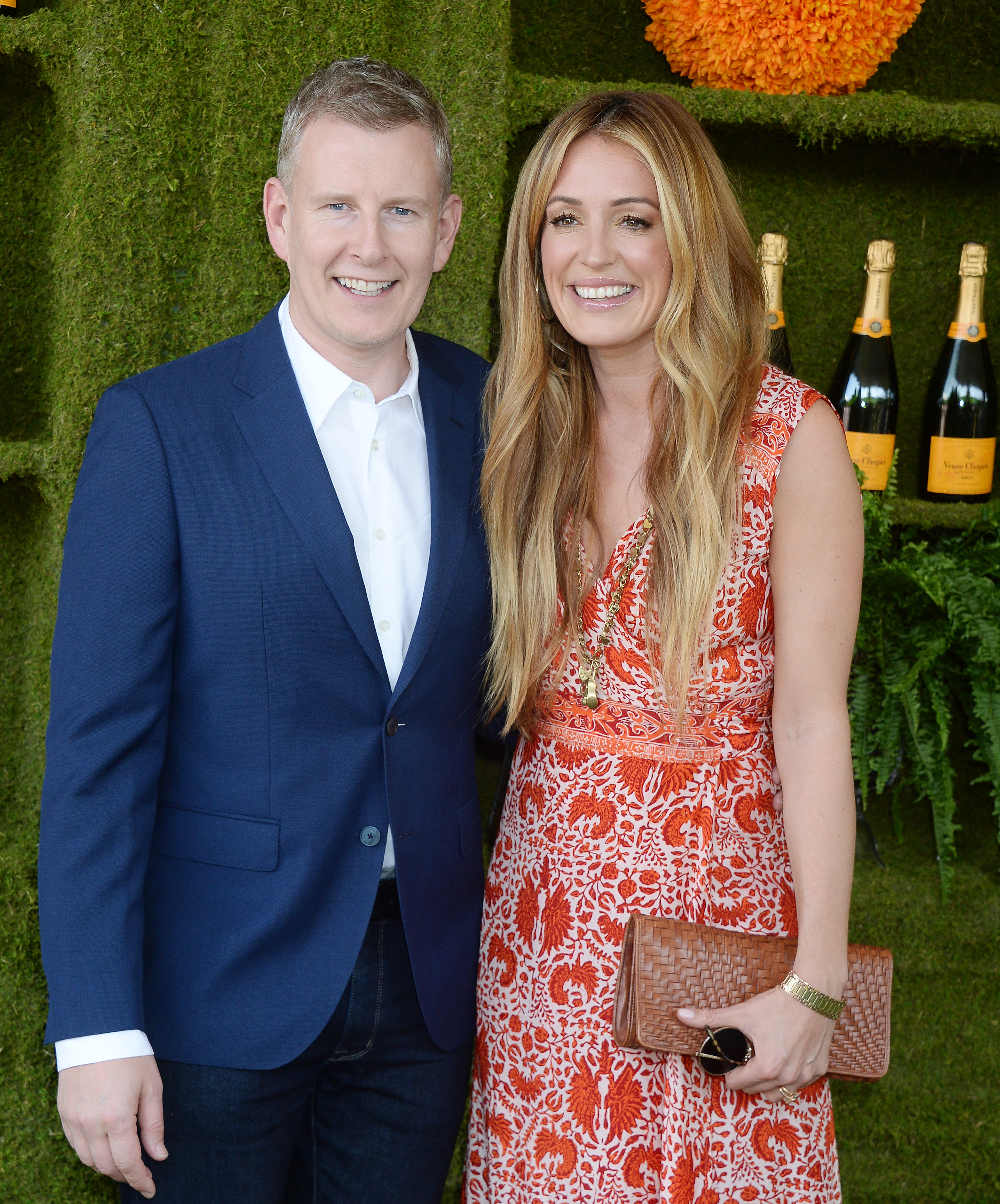 2017 Veuve Clicquot Polo Classic in Los Angeles, CA. Pictured: Cat Deeley and husband Patrick Kielty,Nacho Figueras wife Delfina Blaquier Eva Gutowski Garcelle Beauvais Lindsay Price husband Curtis Stone Sarah Chalke Cat Deeley husband Patrick Kielty Justin Hartley Chrishell Stause Lindsey Vonn Camilla Belle Katharine McPhee Victoria Justice Cara Santana Ali Larter Abigail Spencer Kate Hudson Nicole Scherzinger Lauren Graham Lauren Conrad Ref: SPL1602422 151017 NON-EXCLUSIVE Picture by: SplashNews.com Splash News and Pictures Los Angeles: 310-821-2666 New York: 212-619-2666 London: 0207 644 7656 Milan: 02 4399 8577 photodesk@splashnews.com World Rights, No Belgium Rights, No Brazil Rights, No France Rights, No Japan Rights, No Netherlands Rights, No Poland Rights