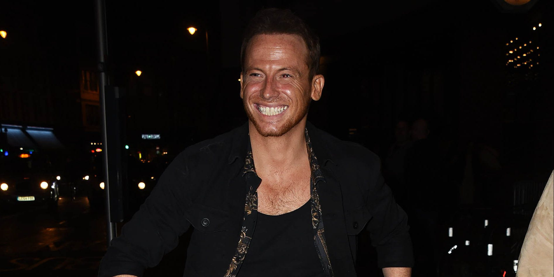 Joe Swash's son Rex is a mini-me in new adorable snap of them shopping