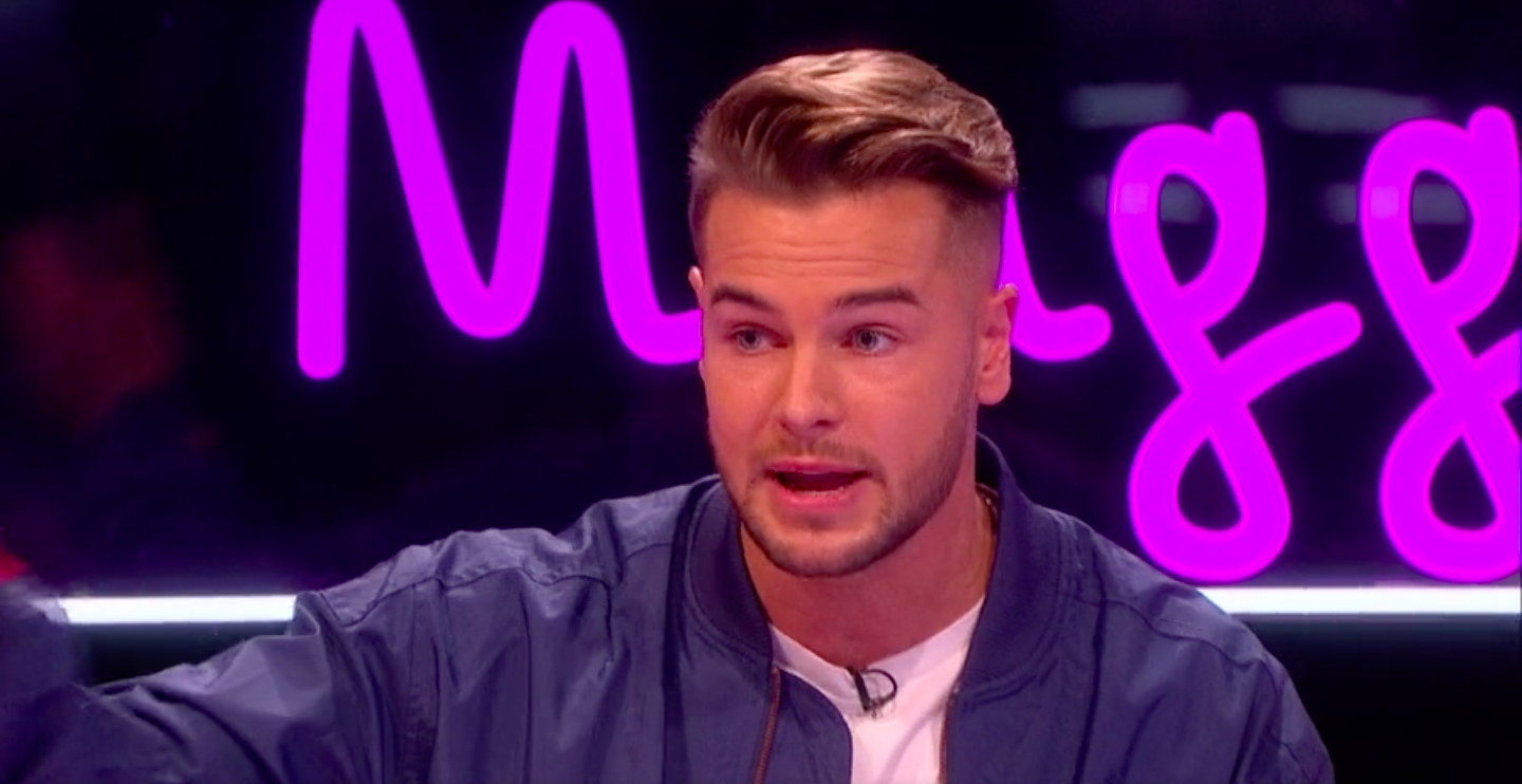 Chris Hughes doesn't believe Love Island's Tommy and Molly-Mae are the real deal