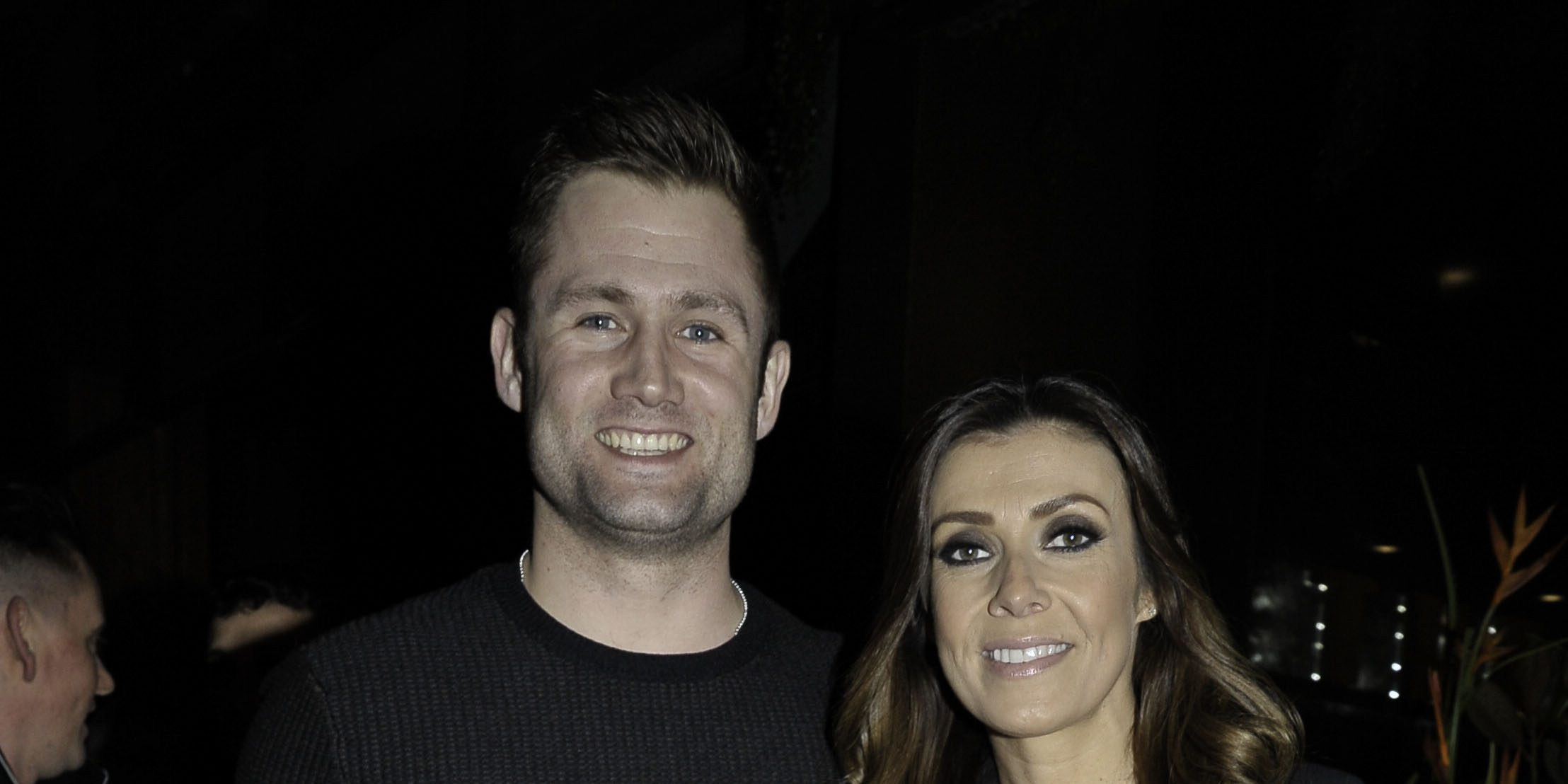 "Kym Marsh reveals she was involved in a boat incident when the captain ""lost control"" of the wheel"