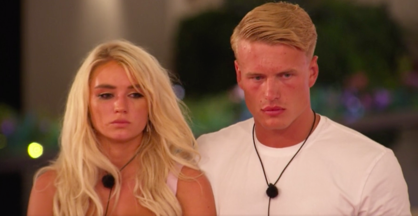 Love Island fans predict Lucie and George likely to be next dumped