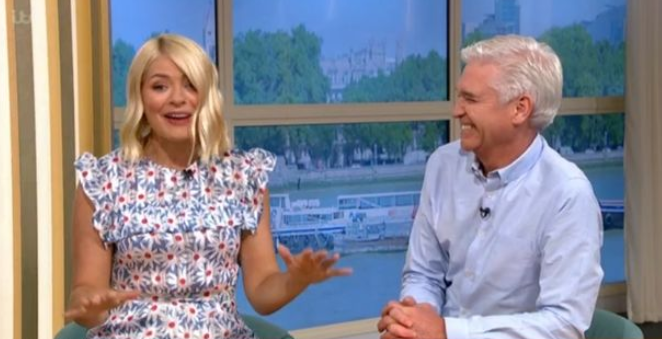 Holly Willoughby reveals real reason she missed This Morning yesterday