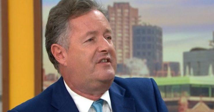 Good Morning Britain - Piers Morgan