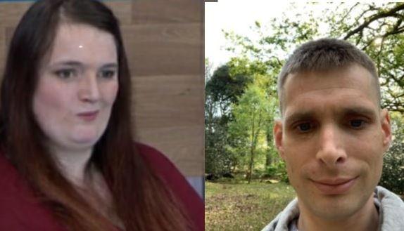 Kayleigh Jones and Austin Edwards
