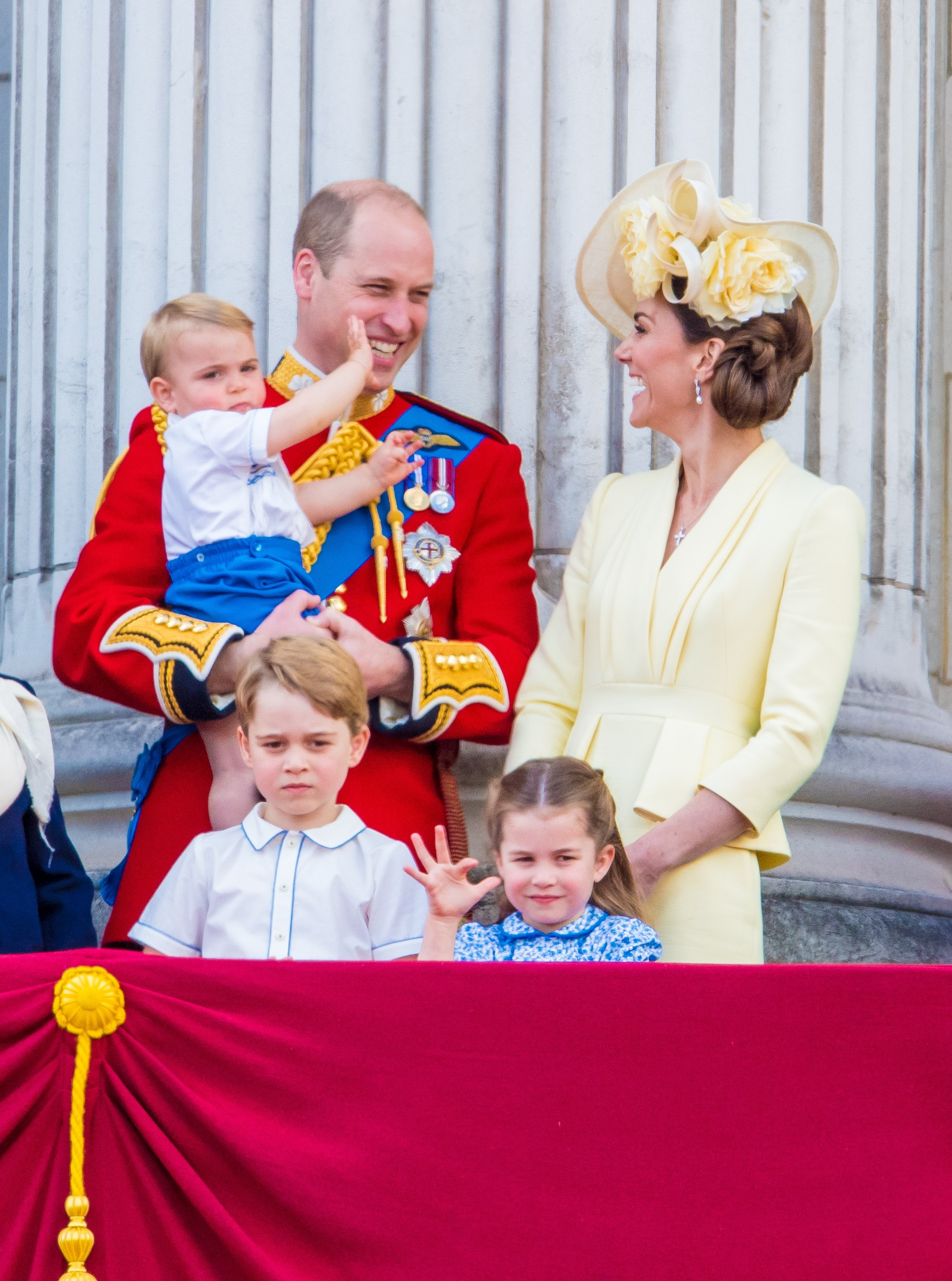 wills and kate are on a summer holiday