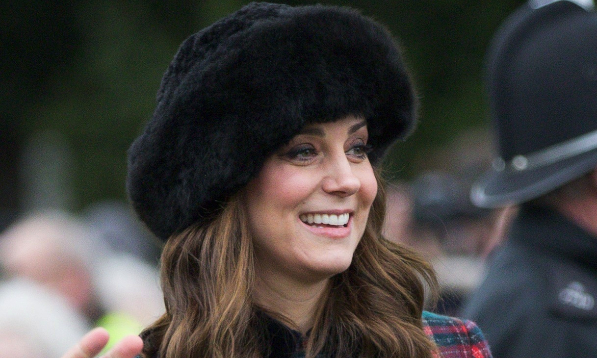 "Kate Middleton reportedly worked on getting a ""younger"" look"