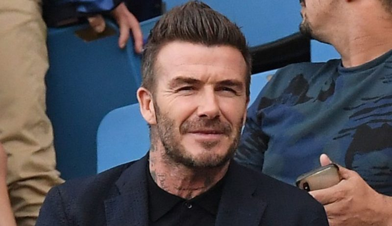David Beckham posts sweet moment with his sons during Italian holiday