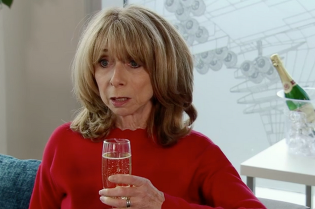 Coronation Street viewers predict Gail will return from Bangkok with another new husband!