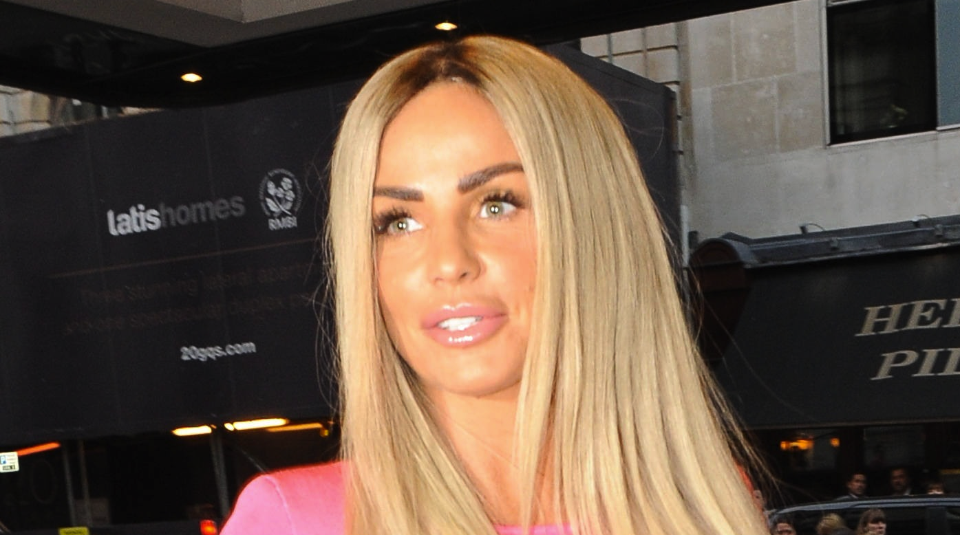 Katie Price's fans think Princess looks the spit of her mum in new video