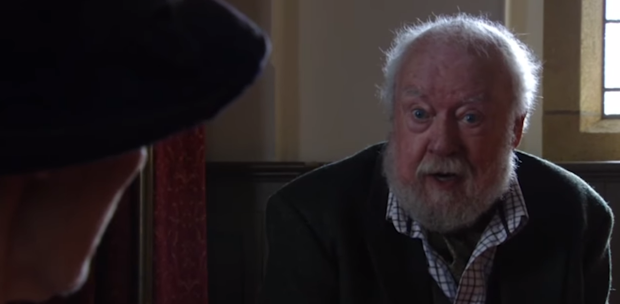 Emmerdale cast members pay tribute to Freddie Jones | Entertainment