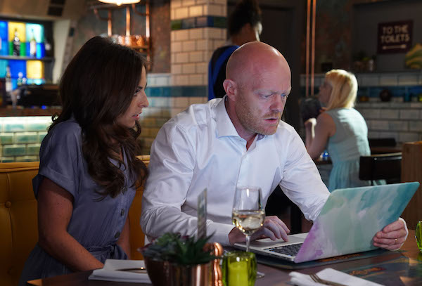 EastEnders viewers do not approve of Max and Ruby