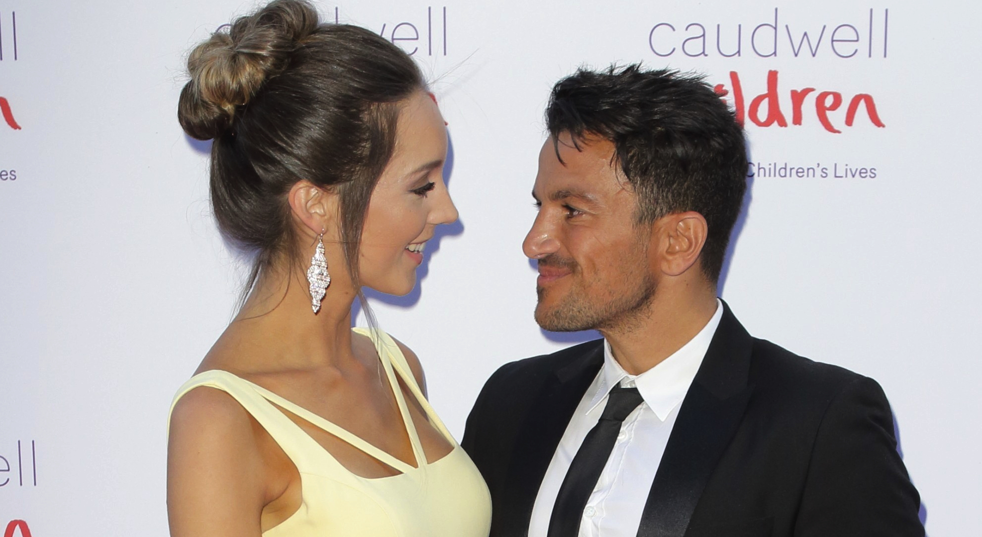 Peter Andre shares THREE gorgeous wedding anniversary videos on Instagram
