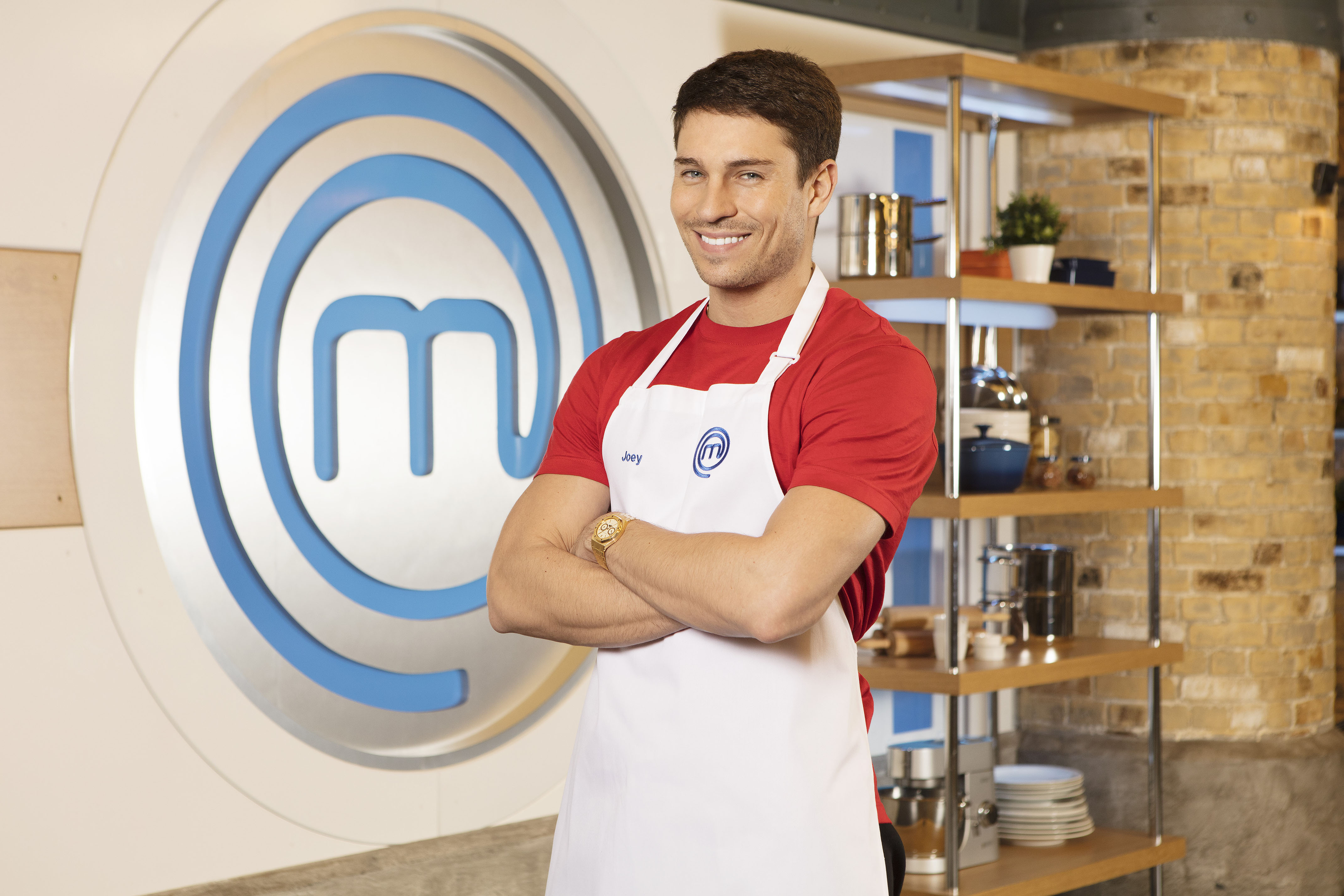 Joey Essex and Adam Woodyatt are among the stars for new Celebrity MasterChef