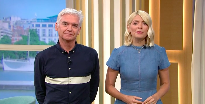 This Morning Phil and Holly