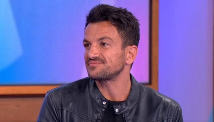 Peter Andre bans 12-year-old daughter Princess from watching Love Island