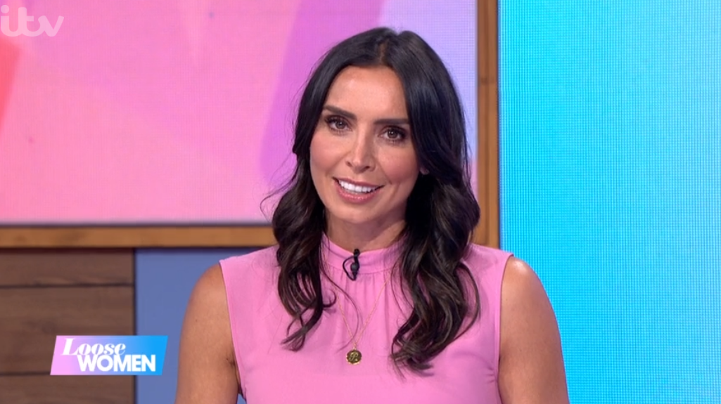 Christine Lampard recalls shocking moment she was mum-shamed by stranger while out with daughter