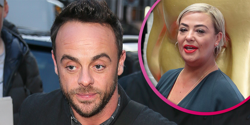 Ant McPartlin and ex Lisa Armstrong 'in doorstep row as she refuses to let him in their marital home'