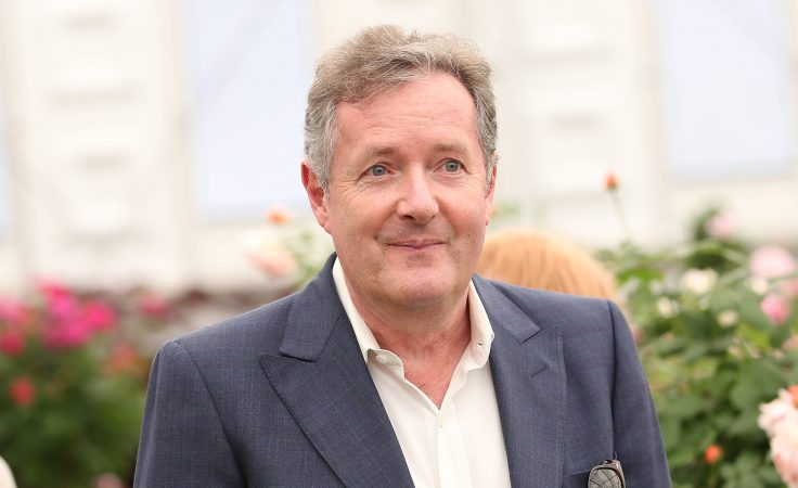 Piers Morgan is on a mission to get in shape ahead of GMB return