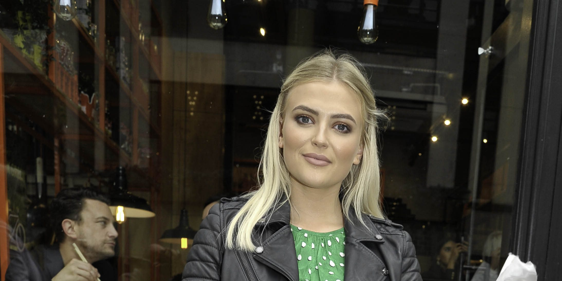 Coronation Street's Lucy Fallon shares picture with lookalike sisters