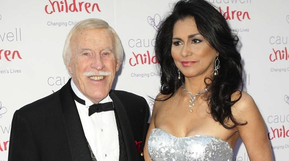 Bruce Forsyth's widow 'gets £5.4million as she shuts down husband's business'