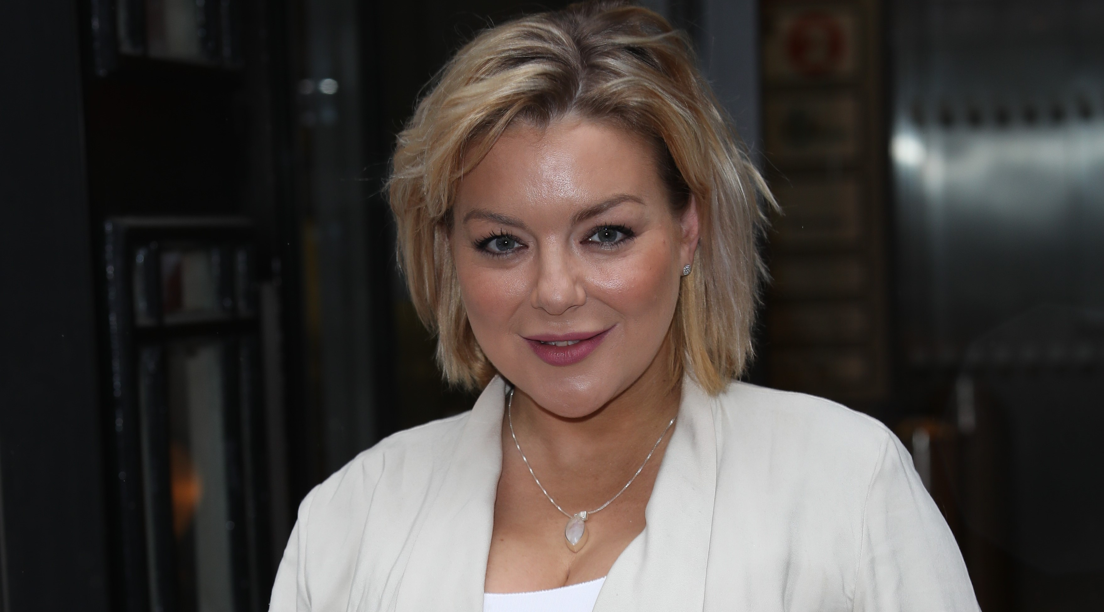 Sheridan Smith is forced to pull out of gig due to illness