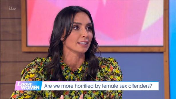 Loose Women's Christine Lampard shares fury at upcoming release of paedophile Vanessa George